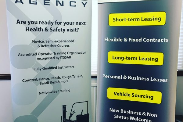Fabulous Roller Banners