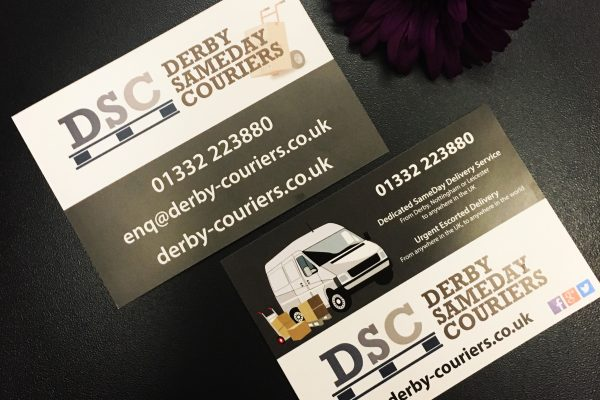 A6 Leaflets – Derby SameDay Couriers