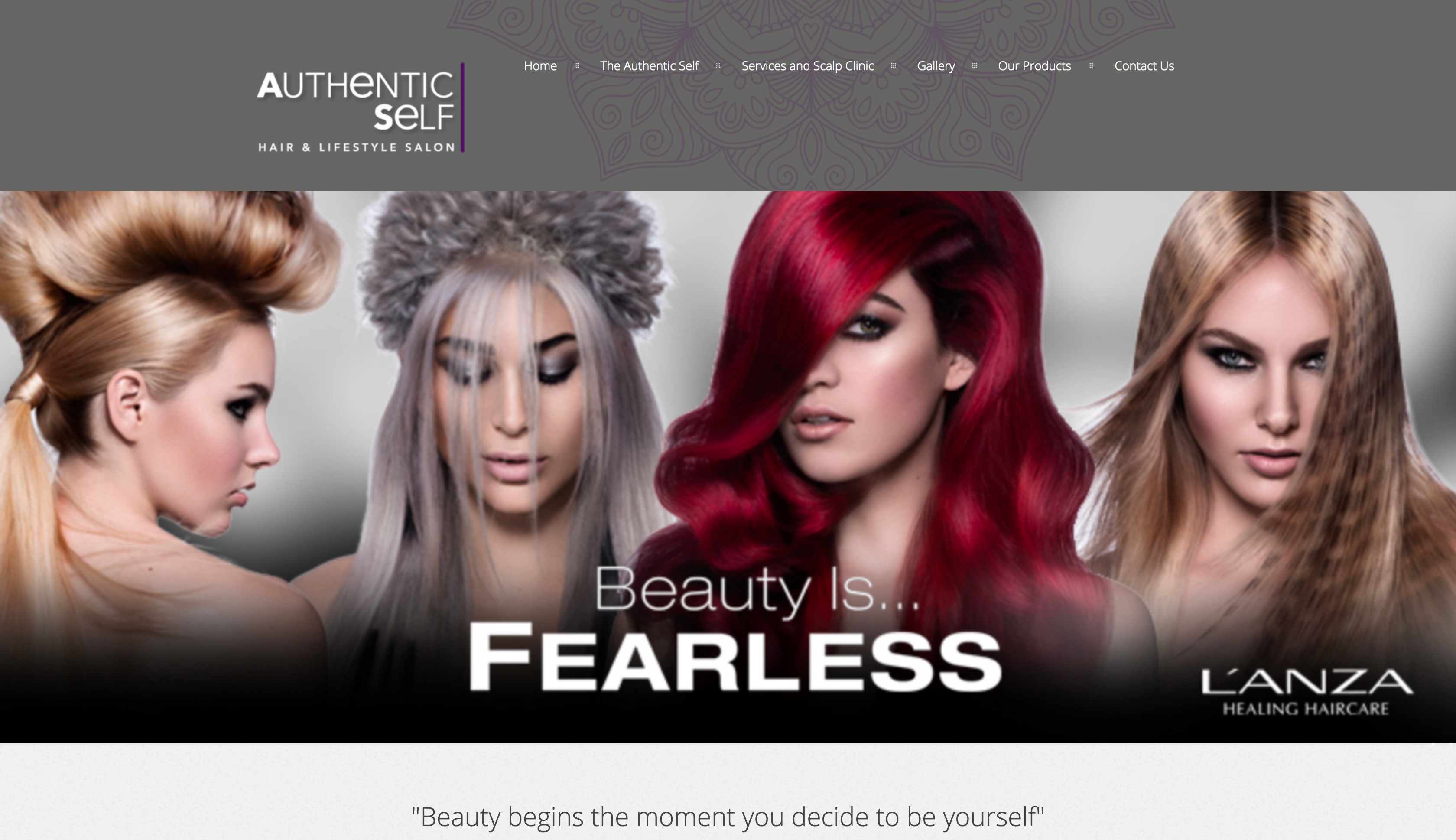 Authentic Self Hair and Lifestyle Salon Belper