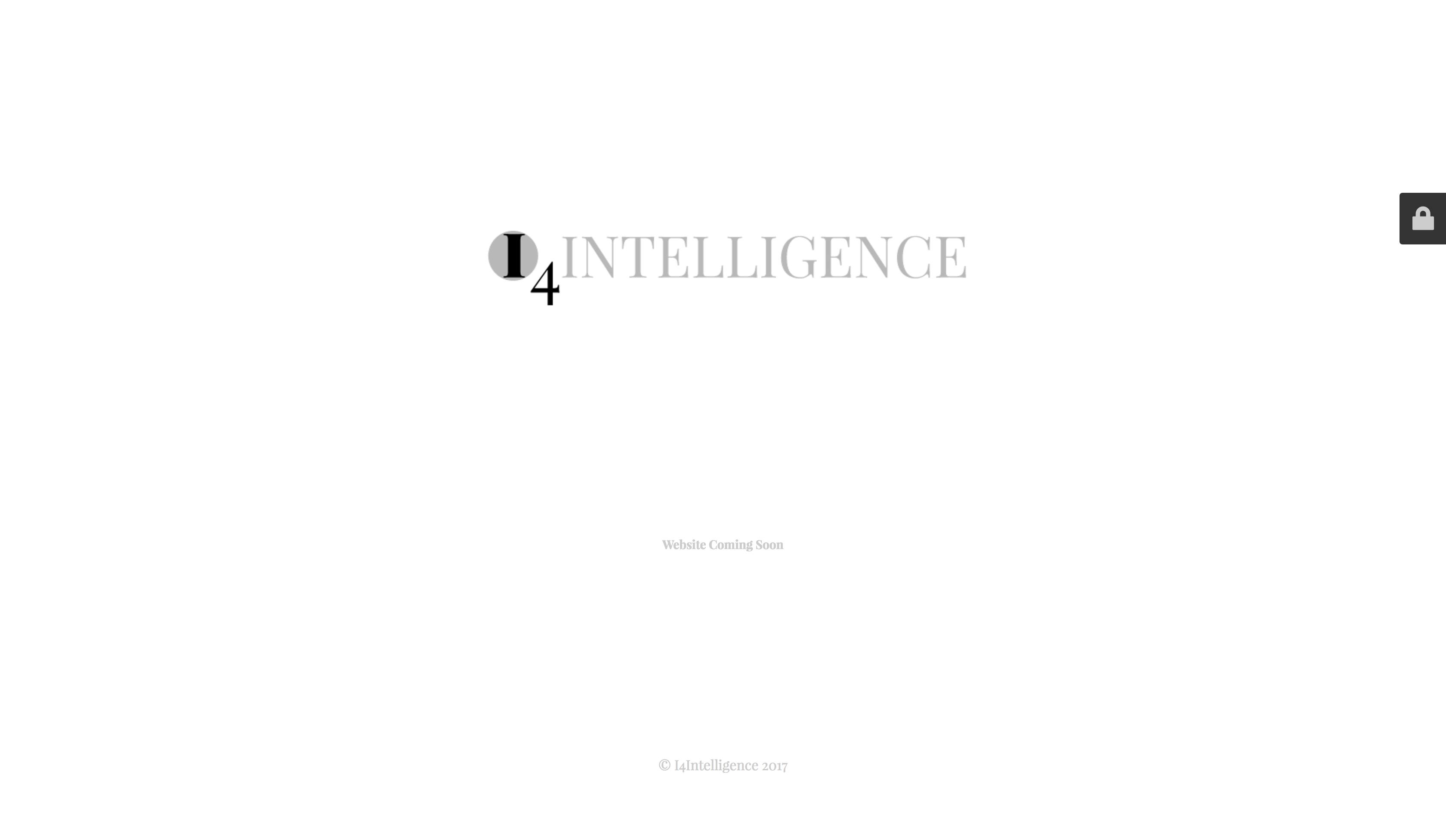I4Intelligence Website