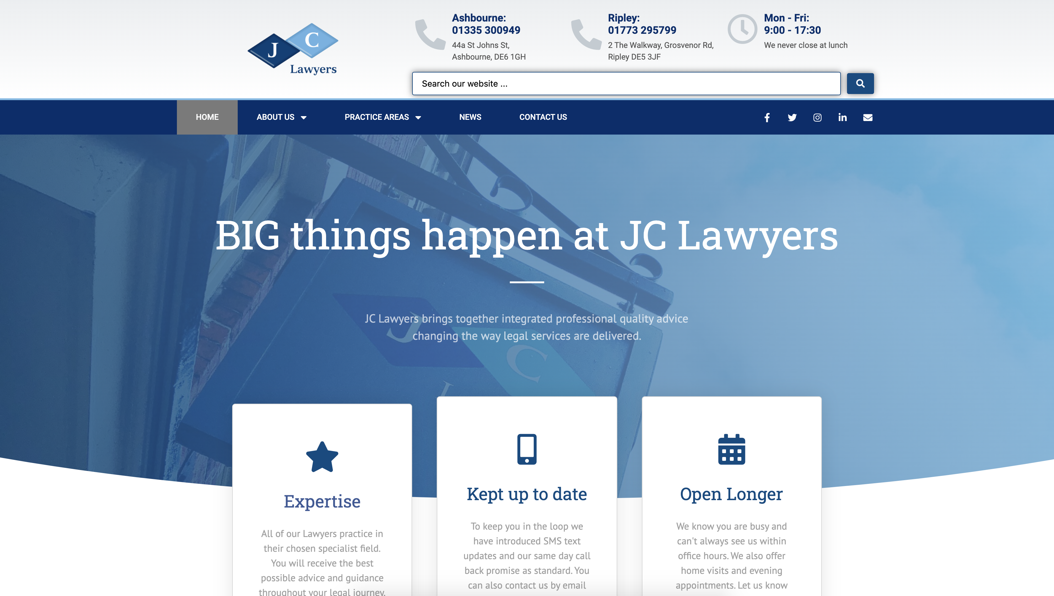JC Lawyers of Ashbourne and Ripley